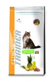 Fitness Cat Adult DUCK & PEA