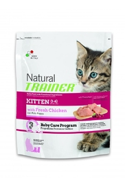 Natural KITTEN FRESH CHICKEN